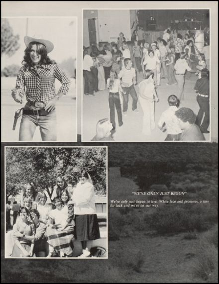 1979 Boron High School Yearbook Page 9