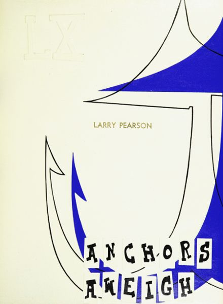 1960 San Leandro High School Yearbook Cover