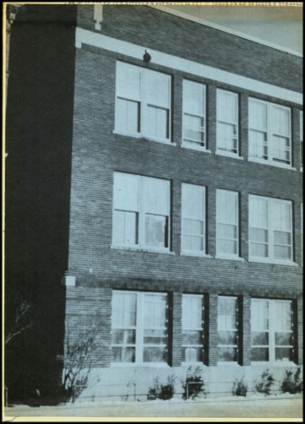 1952 Ada High School Yearbook Page 2