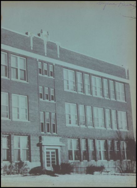 1952 Ada High School Yearbook Page 3