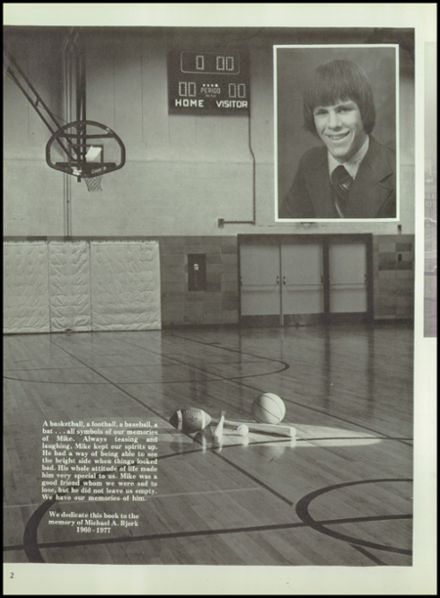 1978 River Falls High School Yearbook Page 6