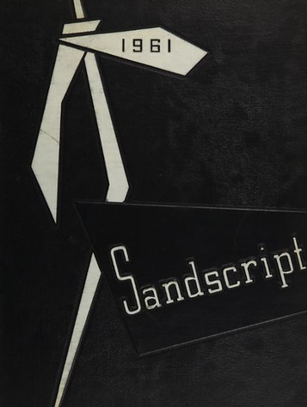 1961 Wirt High School Yearbook Cover