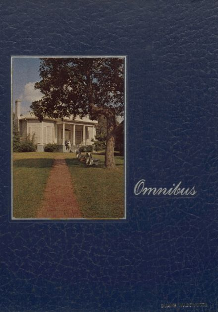 1974 Colonial Heights High School Yearbook Cover