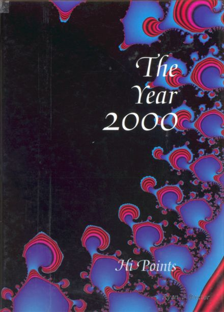 2000 Sparrows Point High School Yearbook Cover