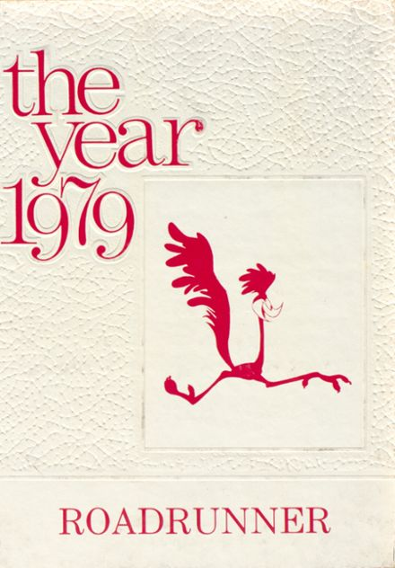 1979 Rosamond High School Yearbook Cover