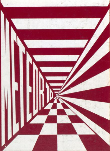 1970 Ft. Kent Community High School Yearbook Cover