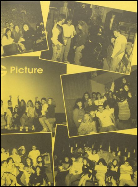 1991 Cameron High School Yearbook Page 3