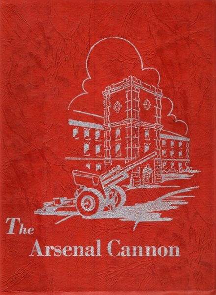 1948 Arsenal Technical High School 716 Yearbook Cover
