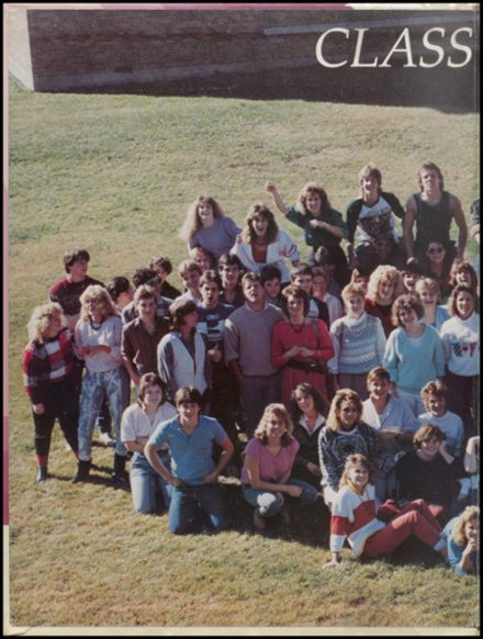 1987 Stillwater High School Yearbook Page 2
