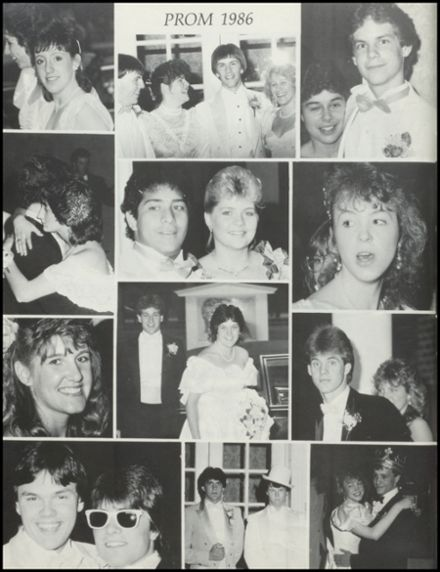 1987 Stillwater High School Yearbook Page 8