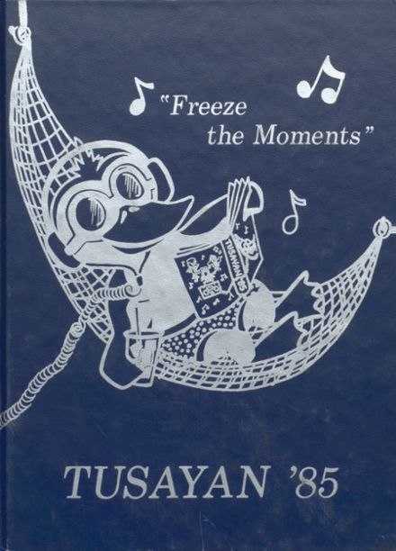 1985 Williams High School Yearbook Cover
