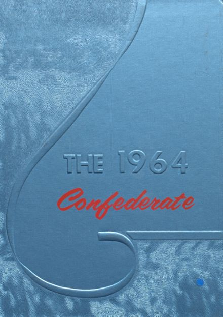 1964 Johnston High School Yearbook Cover