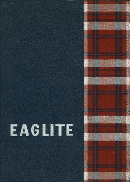 1966 Frankton High School Yearbook Cover
