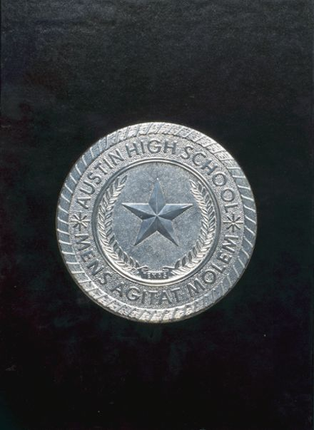 1995 Stephen F. Austin High School Yearbook Cover