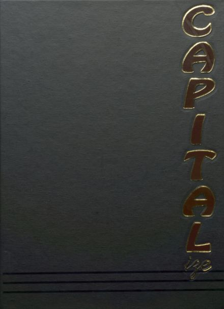 2009 Capital High School Yearbook Cover
