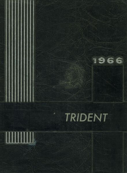 1966 West Lafayette High School Yearbook Cover
