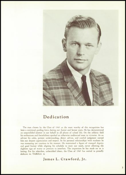 1965 Episcopal Academy Yearbook Page 7