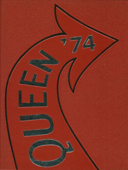 1974 Bishop O'Reilly High School Yearbook Cover