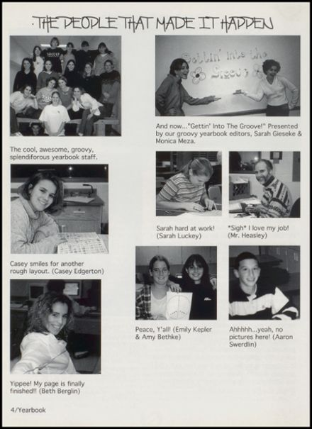 1999 Richland Center High School Yearbook Page 8