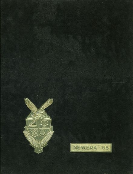 1965 Knox County High School Yearbook Cover