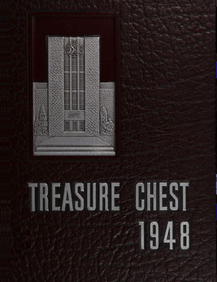 1948 Mepham High School Yearbook Cover