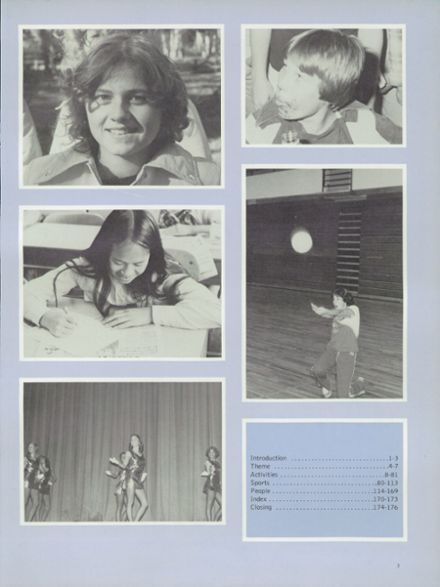1979 Edison High School Yearbook Page 7