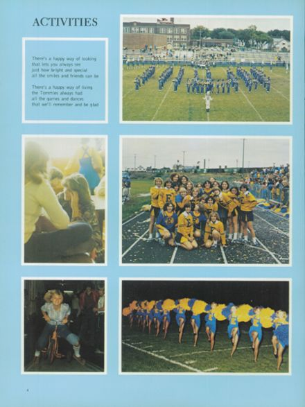 1979 Edison High School Yearbook Page 8