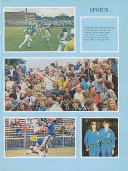 1979 Edison High School Yearbook Page 9