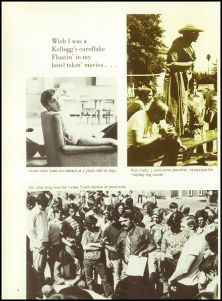 1974 Crespi Carmelite High School Yearbook Page 8