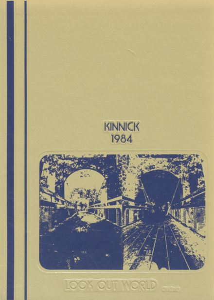 1984 River Falls High School Yearbook Page 1