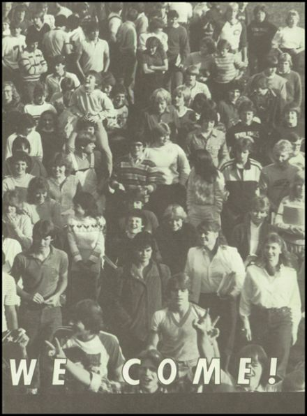 1984 River Falls High School Yearbook Page 3