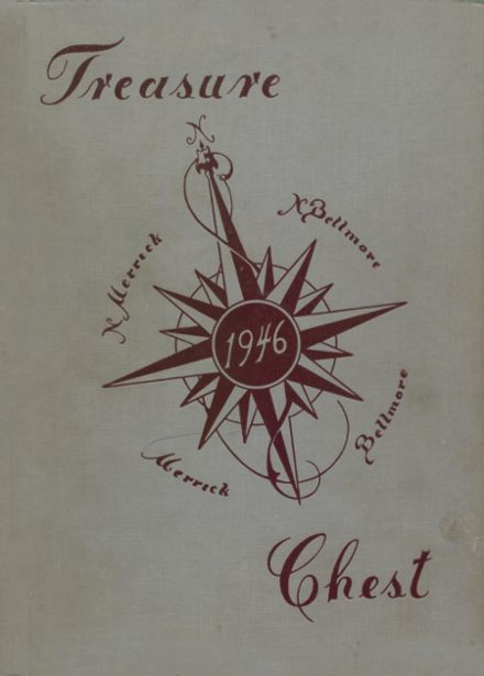 1946 Mepham High School Yearbook Cover