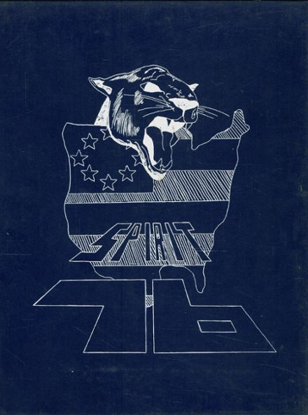 1976 Mankato East High School Yearbook Cover