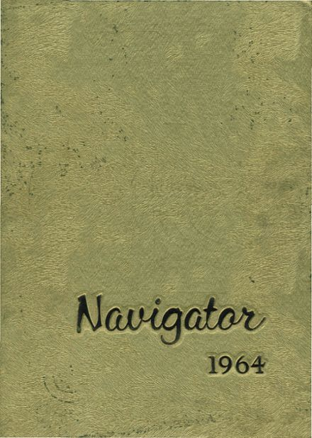 1964 Severn School Yearbook Cover