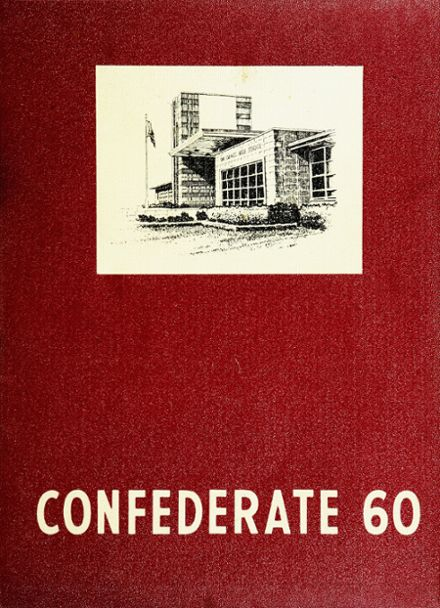 1960 San Lorenzo High School Yearbook Cover