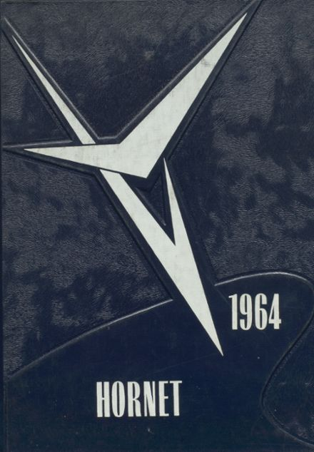 1964 Colcord High School Yearbook Cover
