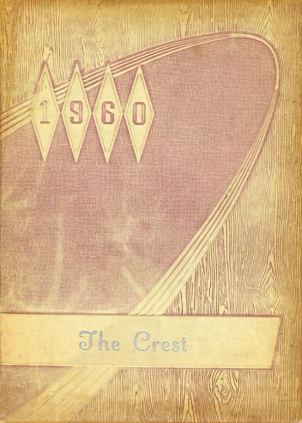1960 Seymour High School Yearbook Page 1