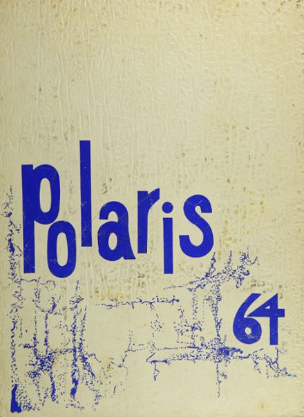 1964 North High School Yearbook Cover