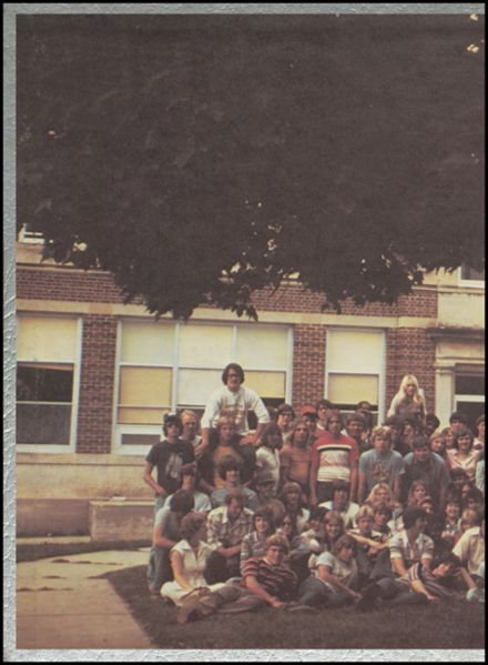 1978 Chariton High School Yearbook Page 2