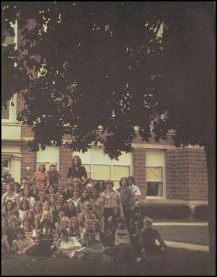 1978 Chariton High School Yearbook Page 3
