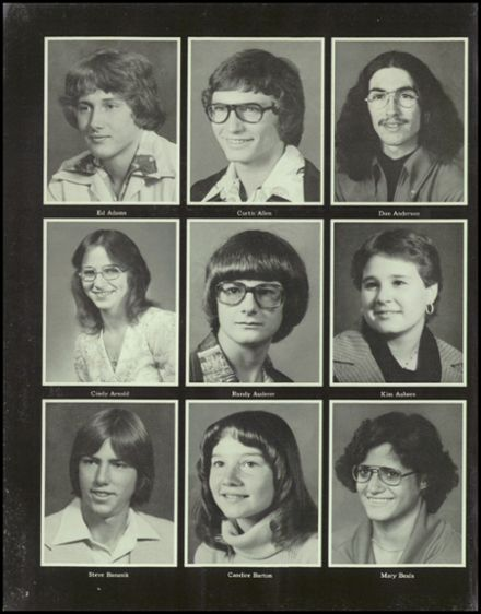 1978 Chariton High School Yearbook Page 6