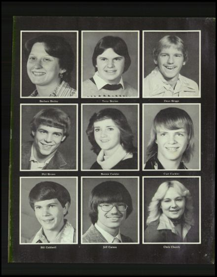 1978 Chariton High School Yearbook Page 7