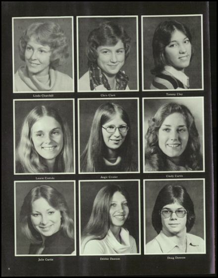 1978 Chariton High School Yearbook Page 8