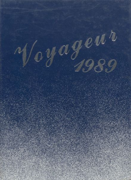 1989 Freeport High School Yearbook Cover