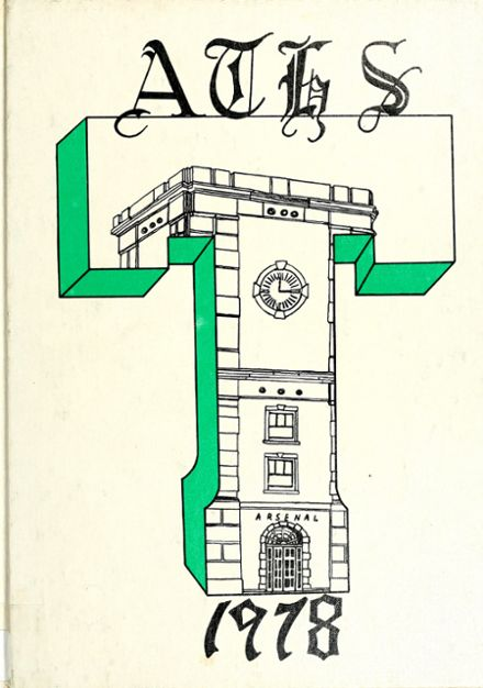 1978 Arsenal Technical High School 716 Yearbook Cover