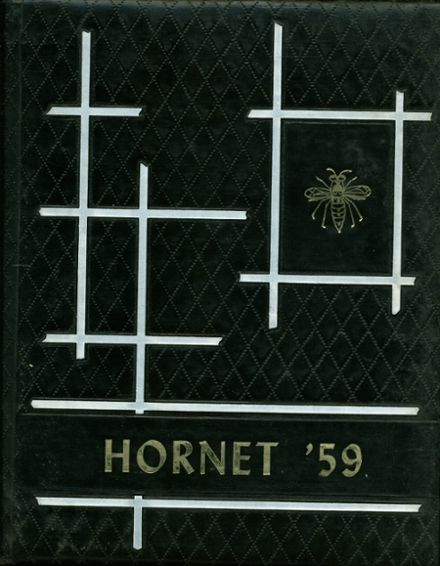 1959 Pickton High School Yearbook Page 1