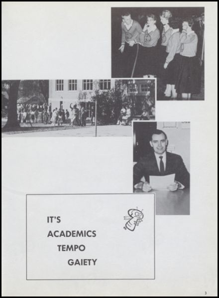 1961 Richland Center High School Yearbook Page 7