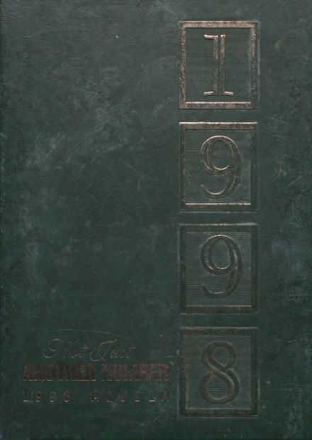 1998 Naylor High School Yearbook Cover
