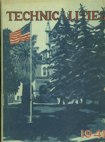 1948 Mcfarland High School Yearbook Cover