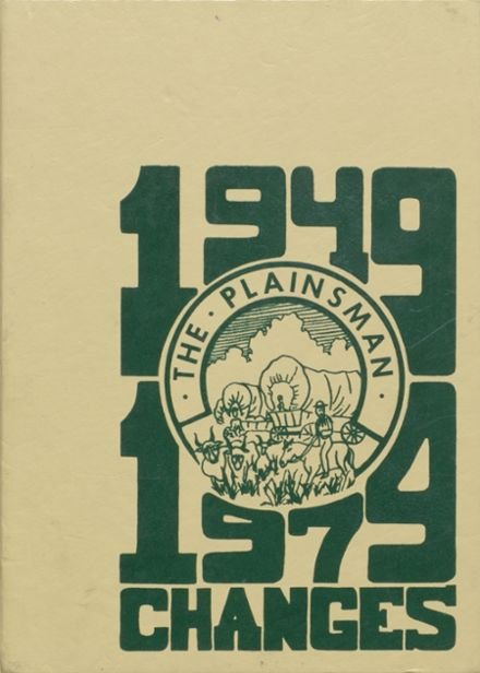 1979 Plainfield High School Yearbook Cover